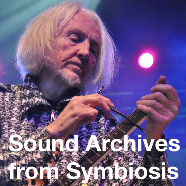 Daevid Allen - Sound Archives from Symbiosis