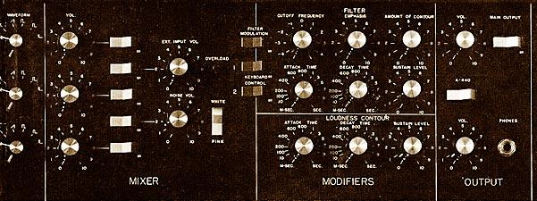 Moogcontrols